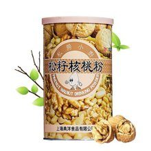 私房小厨松籽核桃粉700g 五谷杂粮营养代餐粉