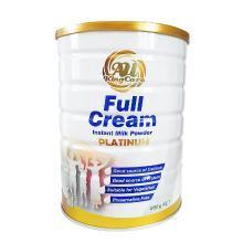 澳洲Au Kingcare珍澳 高钙全脂速溶奶粉800g 罐装
