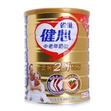 雀巢怡养健心中老年奶粉金装2合1配方(800g)