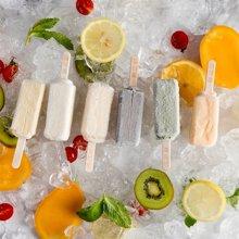蓬玛尼家庭装六种口味冰淇淋