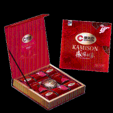 【感恩皓月】香港康美臣感恩皓月580g 廣式中秋月餅禮盒裝 送禮佳品