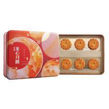 美心金装彩月礼盒装月饼(420g)