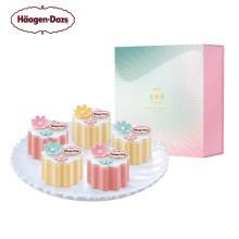 哈根达斯冰淇淋月饼 优格蕾经典版 中秋月饼纸质礼券