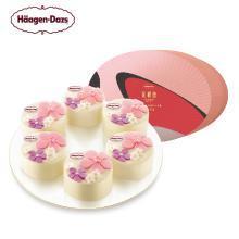 哈根達斯冰淇淋月餅 優格蕾悅享版 中秋月餅紙質禮券