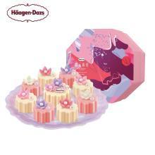 哈根达斯冰淇淋月饼 彩云追月 中秋月饼纸质礼券