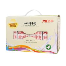 m晨光100%纯牛奶((250ml*16))