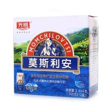光明莫斯利安原味酸牛奶200g*12(200g*12)