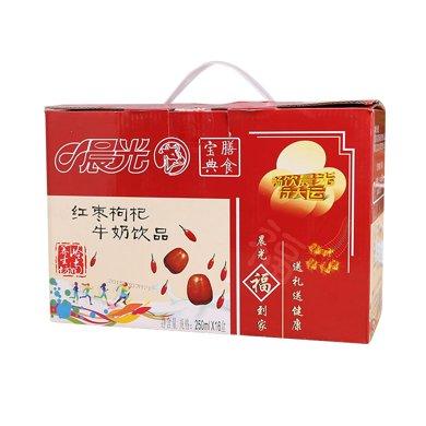 m晨光紅棗枸杞乳飲品((250ml*16))
