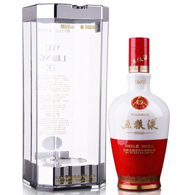 【雙支裝】品悅白酒五糧液1618濃香型 500ml 52度白酒