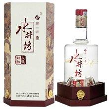 品悦 水井坊 水井坊臻酿八号 浓香型 白酒 52度  500ml