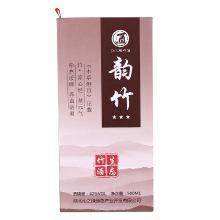 网红竹酒 沁之绿-韵竹 500ML 传统工艺原生态养生竹酒 回味甘甜 竹香浓郁