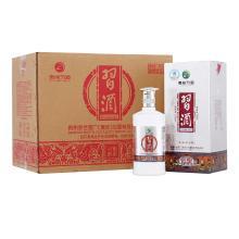 茅台 集团 习酒 银质 53度 500ml*6瓶 整箱装白酒 口感酱香型