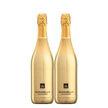 【限时特供 好喝不贵】品悦 意大利马拉内罗金标起泡葡萄酒(750mL/瓶) 包邮