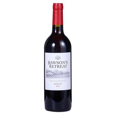 品悅奔富紅酒澳大利亞原瓶進口奔富(Penfolds)洛神梅洛紅酒 750mL 包郵