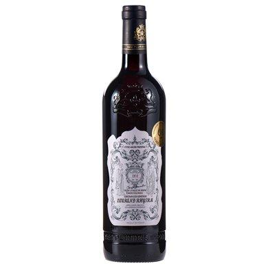 品悅紅酒法國原瓶進口紅酒羅蘭之歌特釀紅酒750ml年份隨機發
