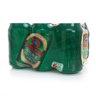 青島啤酒11度6罐裝 NC3 YT1((330ml*6))((330ml*6))((330ml*6))