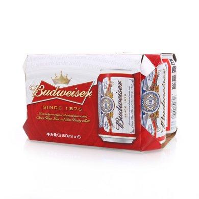 百威啤酒聽裝組合包 NC2((330ml*6))