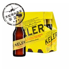 开勒啤酒(250ml*6)