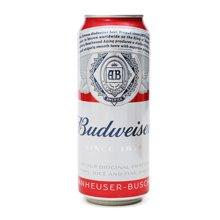 百威啤酒(500ml)