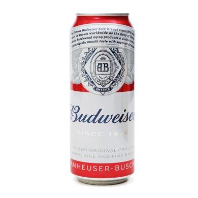 百威啤酒500ml(500ml)