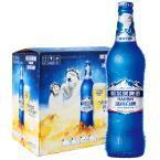 哈爾濱(Harbin)冰純白啤 小麥啤酒 500ml*12瓶 整箱裝