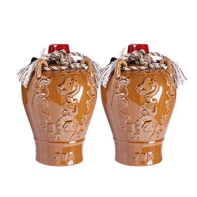 女兒紅 紹興黃酒 五年陳 精品黃酒 半干型 1.5L*2壇 兩壇裝