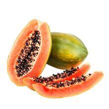 【应季果蔬 云南红心牛奶木瓜】5斤装 新鲜水果青木瓜 云南特产当季水果
