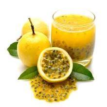【新品上架 黃金百香果】黃金百香果 3斤裝(約25-30個)黃色百香果 黃皮西番蓮 雞蛋果 新鮮水果