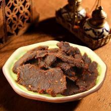 【台湾特产】台湾特产 毛老爹 牛肉干 原味 休闲零食 手撕肉干 120g
