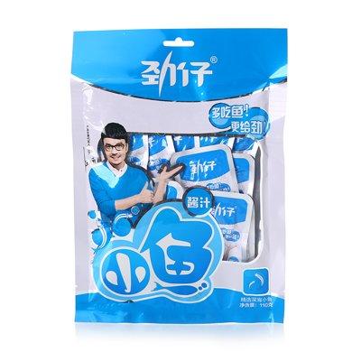 勁仔醬汁小魚(110g)