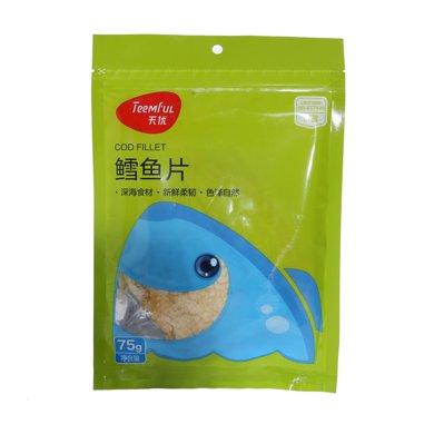 天优鳕鱼片(75g)