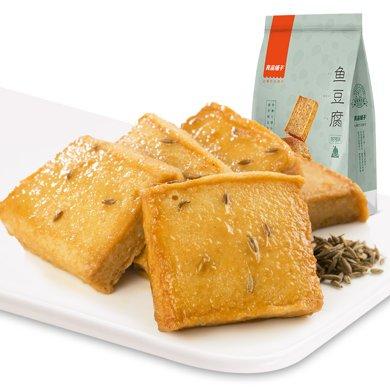 良品鋪子 魚豆腐燒烤味170g袋裝