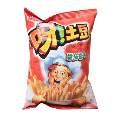 好麗友呀土豆薯條(蕃茄醬味)(40g)