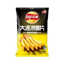 乐事大波浪薯片香脆烤鸡翅味(70g)