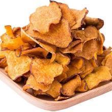 【廣西特產】土特產 碳烤香脆紅薯片250g/袋*3裝 廣西融水貝江村 地瓜干 番薯干