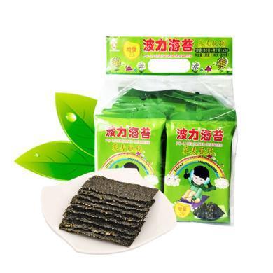 FY$波力海苔蕎麥脆脆(蕎麥夾心海苔)(120g)