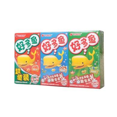 好麗友好多魚(馬鈴薯膨化食品)NC2(33g*3)(33g*3)(33g*3)