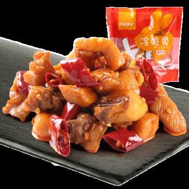 良品鋪子 冷吃兔麻辣味130g*1袋