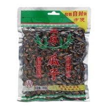 正林3A黑瓜子(400g)