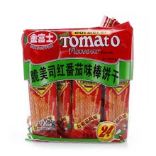 金富士脆美司蕃茄味棒饼干(384g)