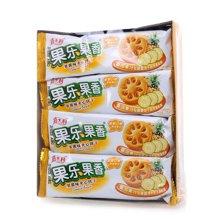 嘉士利果乐果香果酱味?#34892;?#39292;干(凤梨口味)(300g)