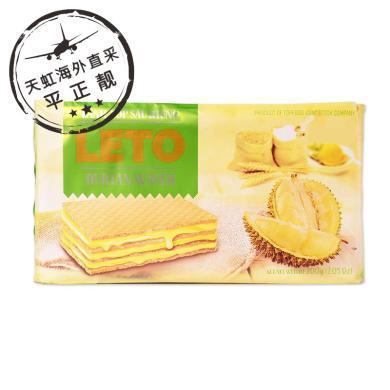 Leto榴蓮味威化餅干(200g)