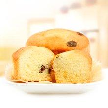 喜利达 提子鸡蛋糕西式小面包散装整箱1-4斤装 早餐糕点休闲零食