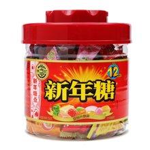 BX徐福记新年糖桶(550g)