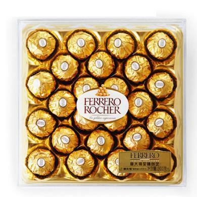 !費列羅榛果威化巧克力24粒裝鉆石裝NC1NC3(300g)