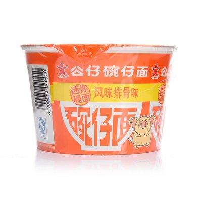 公仔迷你碗面-排骨(40g)