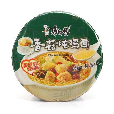 康师傅经典香菇炖鸡桶面85g(105g)
