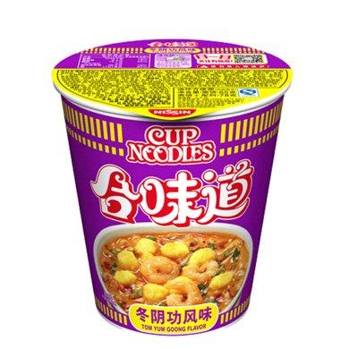 日清合味道冬阴功杯面(80g)