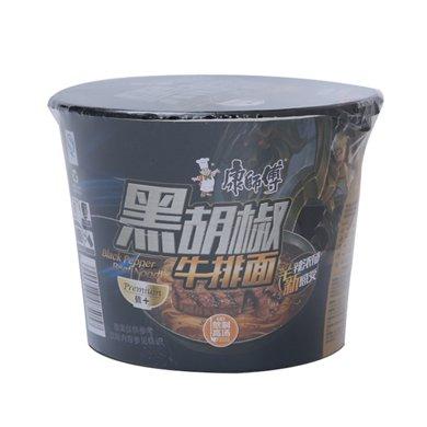 康師傅黑胡椒牛排桶面(111g)