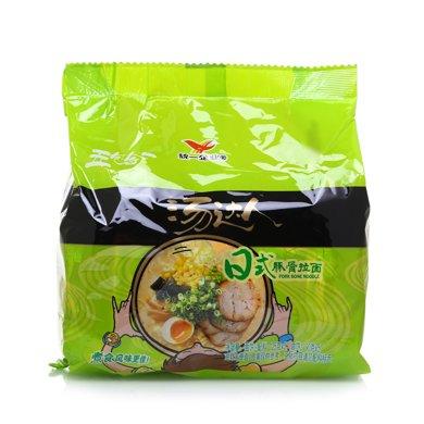統一湯達人日式豚骨五入(125g*5)